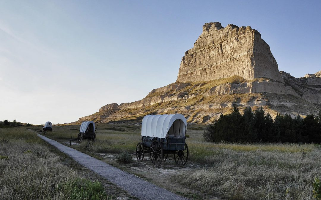 Wagons Ho! Rangel Construction to Upgrade Historic Oregon Trail Site in NE